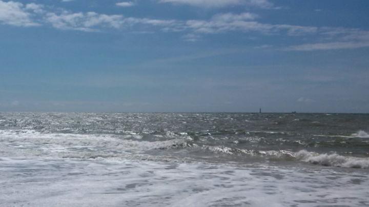 Das Meerwasser vor Sylt ist ausgezeichnet