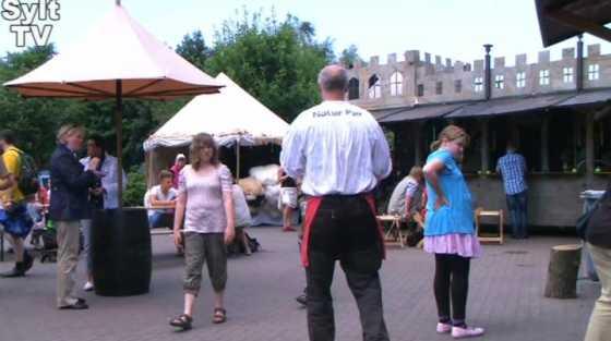 Mittelaltermarkt Morsum Sylt