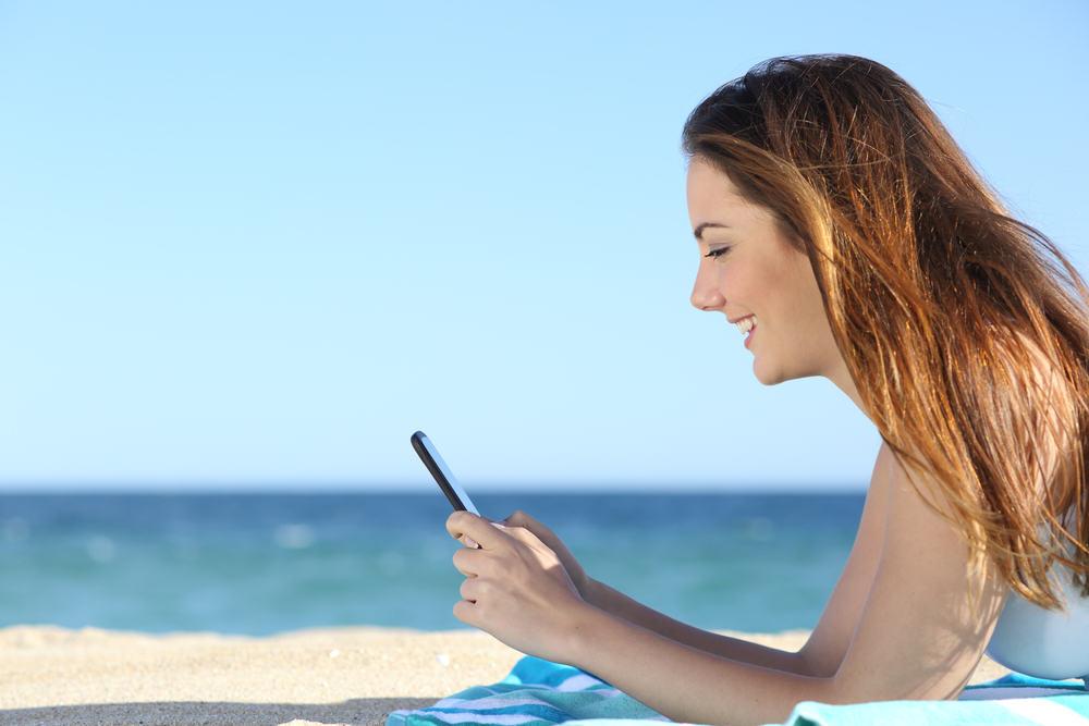 Im Urlaub surfen – das ist in vielen Teilen Sylts noch ein Problem