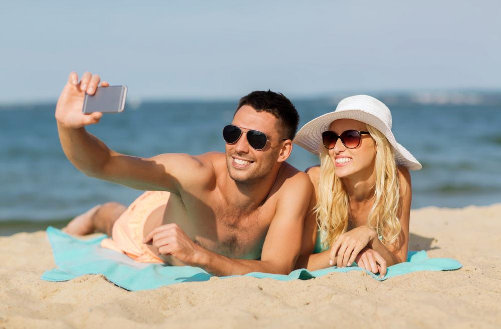 Das Smartphone gehört zum Urlaub für die meisten dazu – da braucht es auch Internet