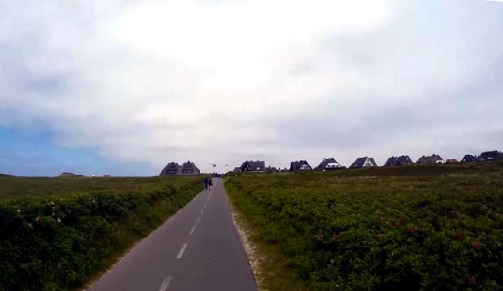 Fahrradtour nach Wenningstedt