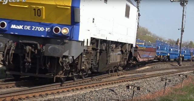 RDC überführt Autozug nach Sylt