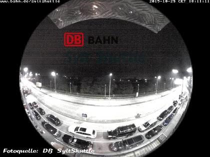 Syltshuttle Webcam Niebüll