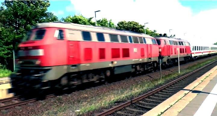 Der Bahnverkehr von und nach Sylt läuft wieder deutlich besser