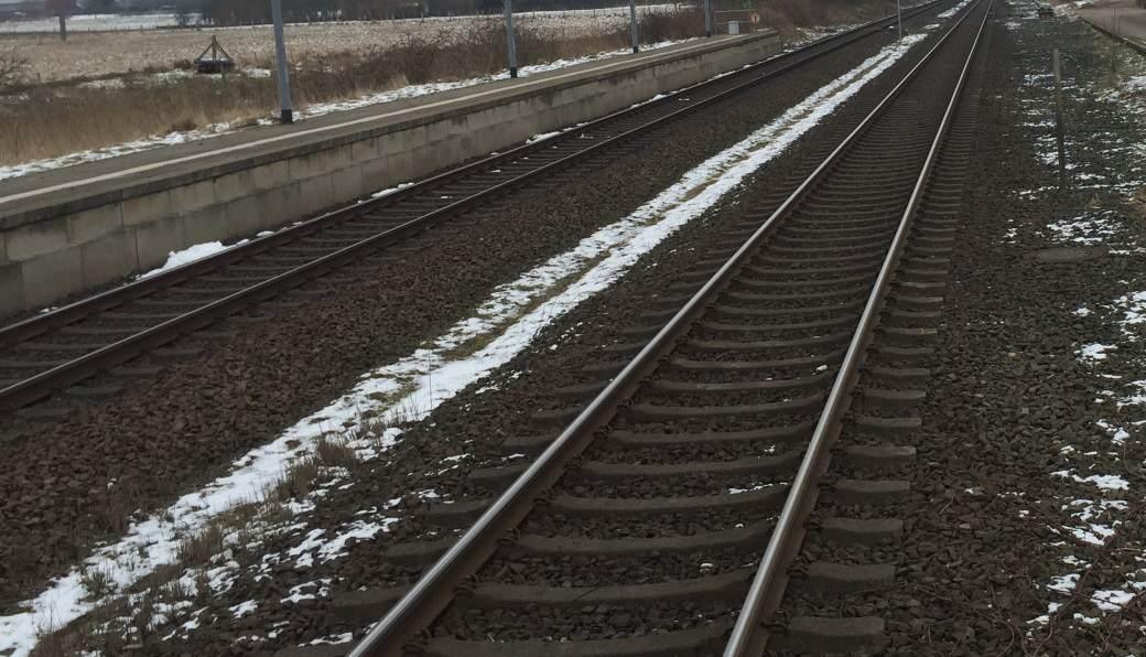 Es wird wenig los sein auf den Gleisen