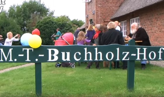 Buchholz Stiftung in Braderup auf Sylt