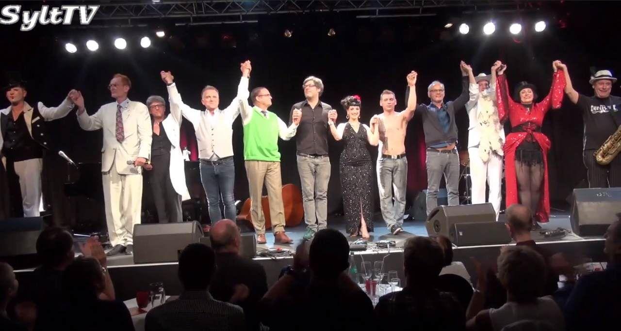 Meerkabarett Opening 2017 in Rantum auf Sylt