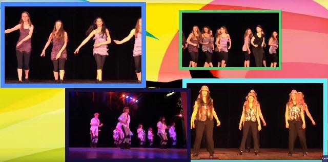 Tanzshow Sandra Andresen Sylt