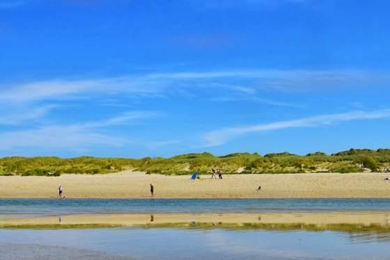 Sylt, sonnenverwöhnte Insel in der Nordsee