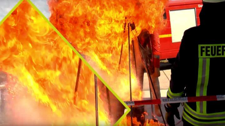 Feuerwehrfest der freiwilligen Feuerwehr Westerland auf Sylt