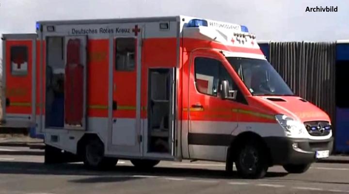 Baby im Rettungswagen auf Autozug Sylt geboren