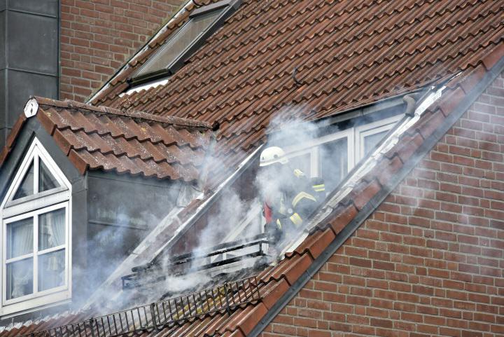 Westerländer Feuerwehr verhinderte schlimmeres