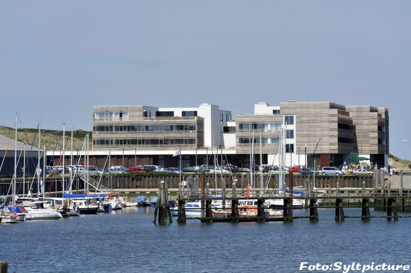 Hotel Budersand in Hörnum auf Sylt