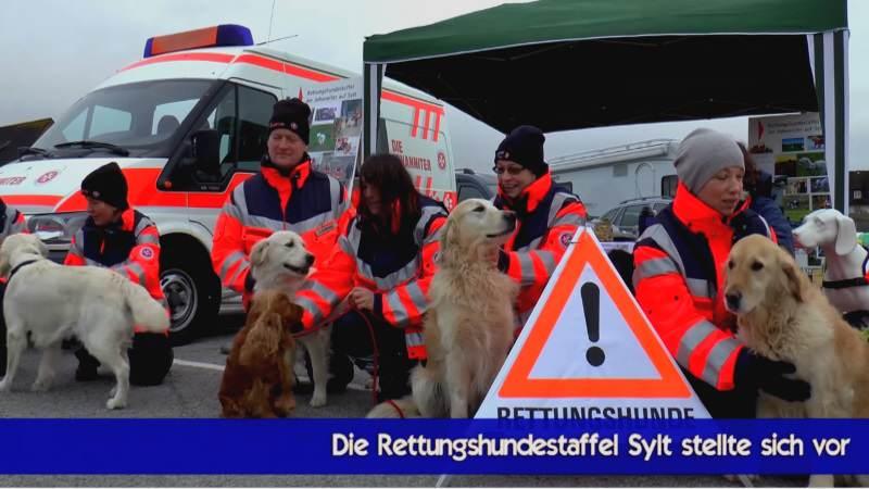 Rettungshundestaffel Sylt der Johanniter