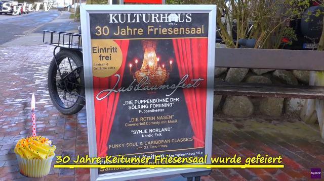 30 Jahre Keitumer Friesensaal