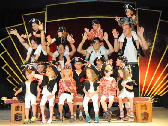 Inselcircus auf Sylt begeistert die Kinder