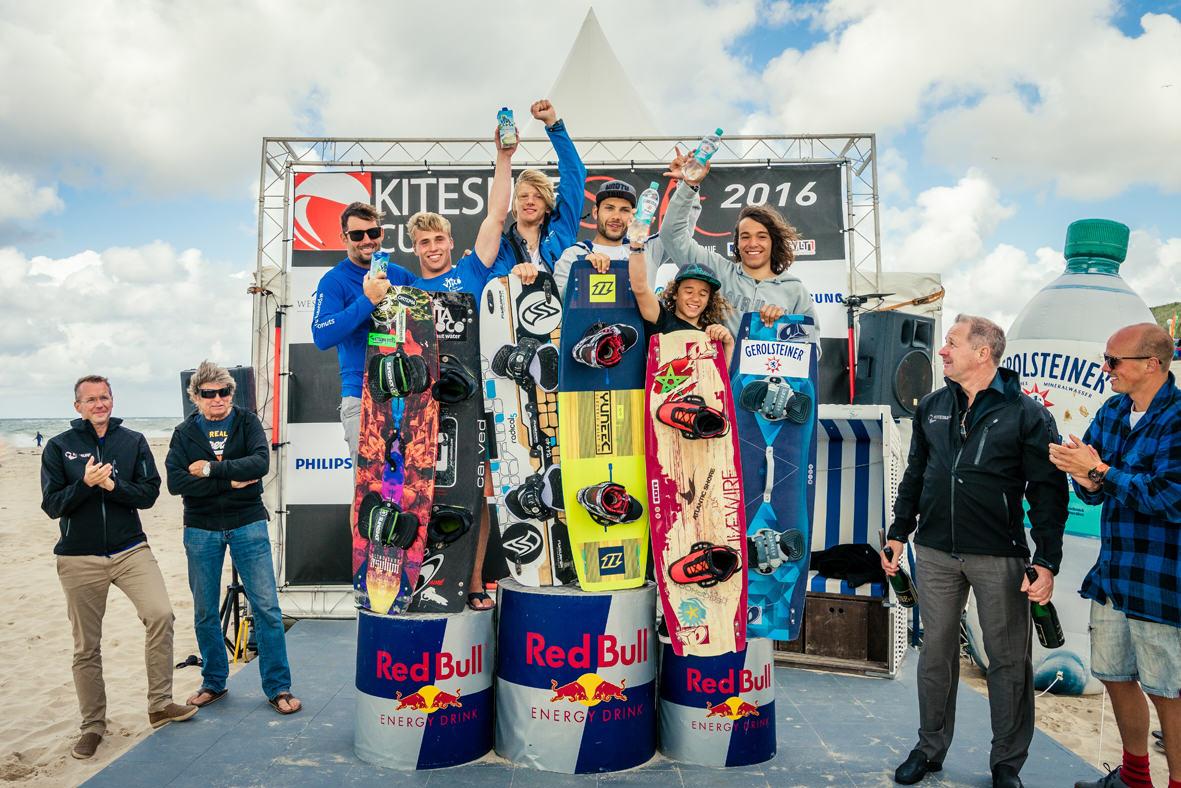 Die Sieger Beim Kitesurf Cup Sylt
