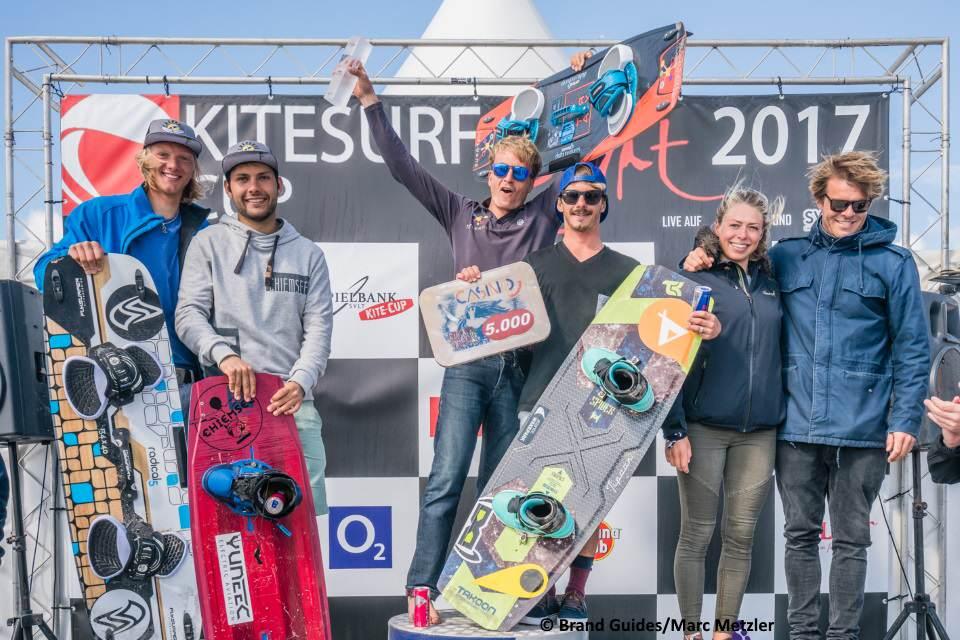 Die Sieger 2017 auf Sylt