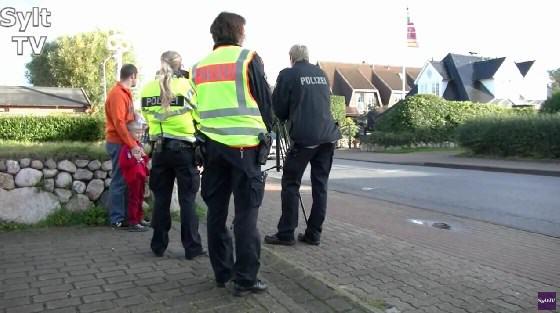 polizei sylt westerland