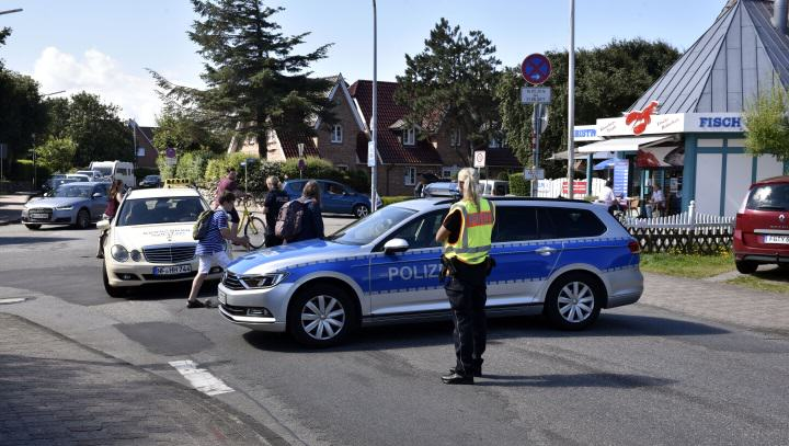 Teile Westerlands waren stundenlang gesperrt