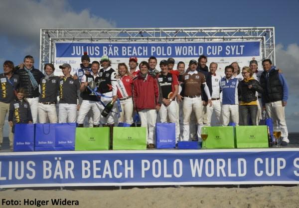 Beach Polo Sieger Sylt 2016