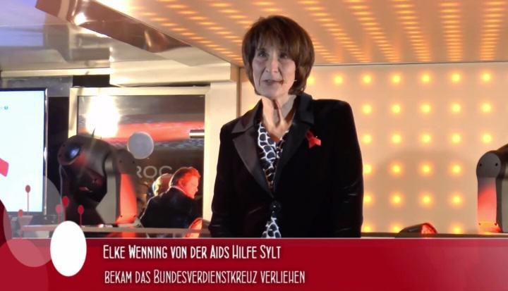 Elke Wenning und ihr Team veranstalten die Sylter Aids Gala