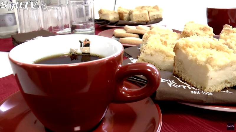 Die Kupferkanne steht für mehr als nur Kaffee und Kuchen