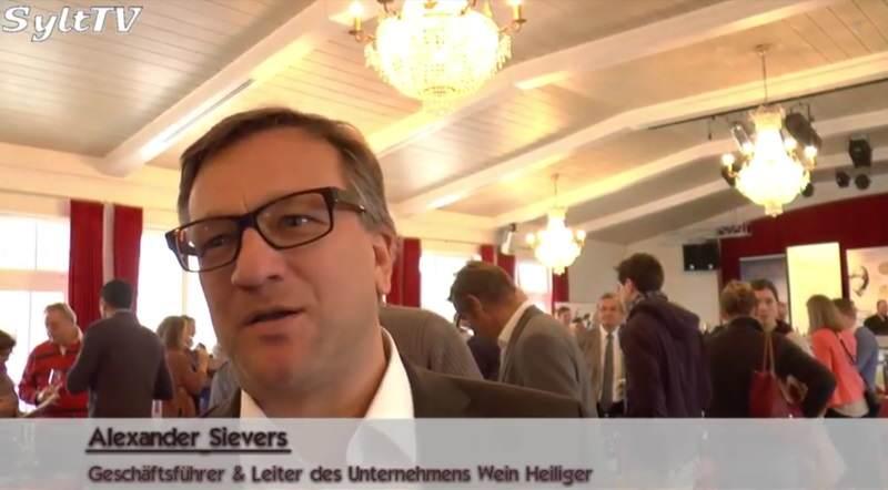 Die Sylter Weinmesse war auch in diesem Jahr hervorragend besucht
