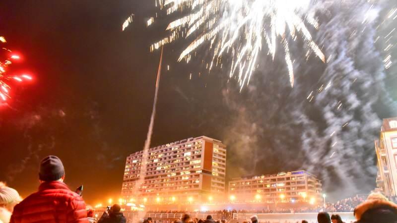 2017 wurde auf Sylt von tausenden Menschen begrüßt