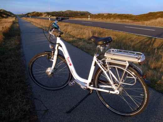 Das E-Bike lohnt sich auf Sylt