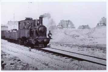 Die Sylter Inselbahn von 1888-1970