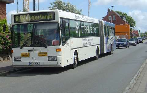 SVG Sylt Bus