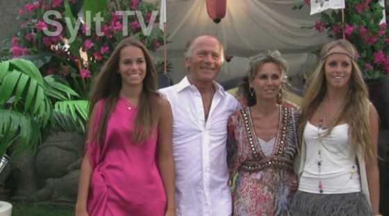 Die Gastgeber Familie Schröder