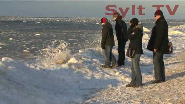 Auf Sylt Weiße Weihnachten Auf Sylt