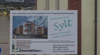 27 neue Ferienwohnungen auf Sylt