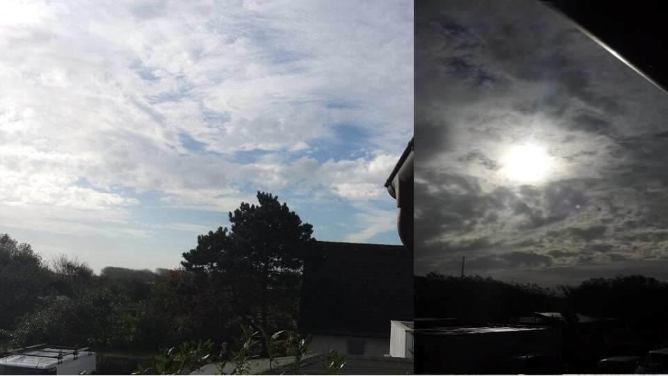 Sturm oder Sonne über Sylt