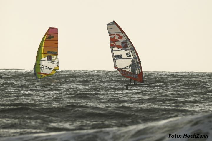 2. Tag beim Windsurf World Cup