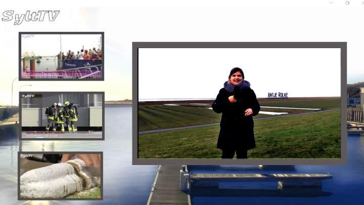 Die wöchentlichen Sylt TV News mit Antje