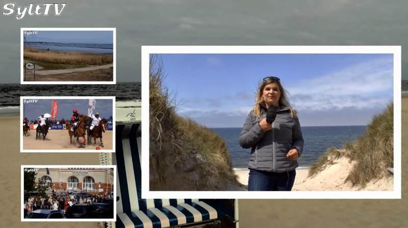 Antje präsentiert die Sylt News der Woche