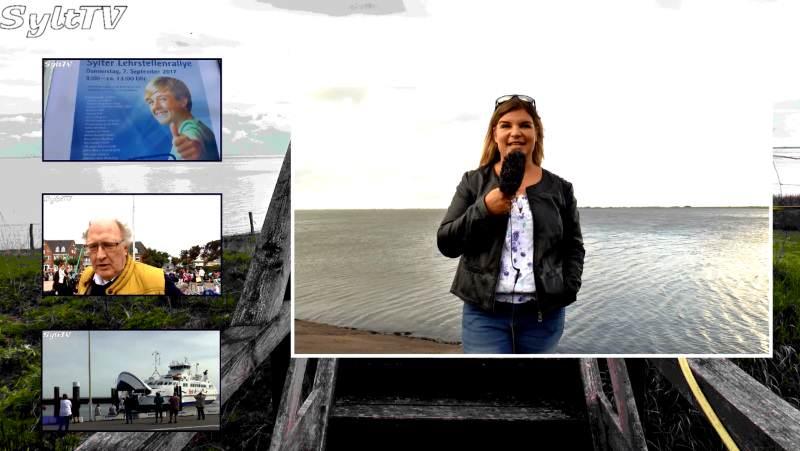 Sylt Sendung mit Antje vom 11.09.2017