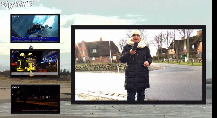 Die Sylt TV News mit Antje
