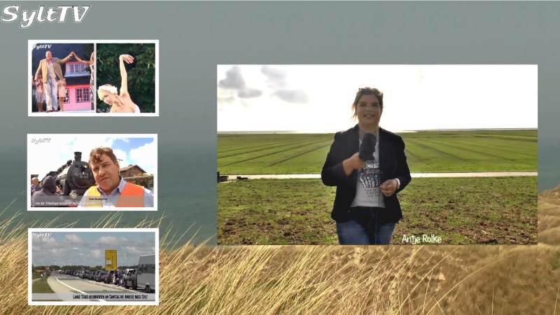 Die Sylt TV Nachrichten vom 17. Juli 2017