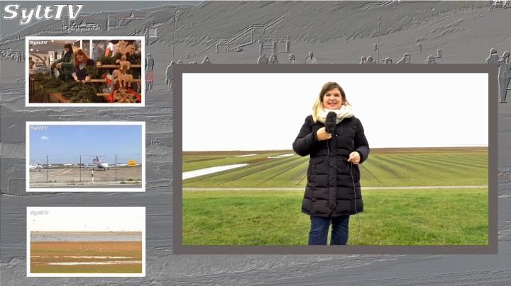 Sylt TV News der Woche mit Antje