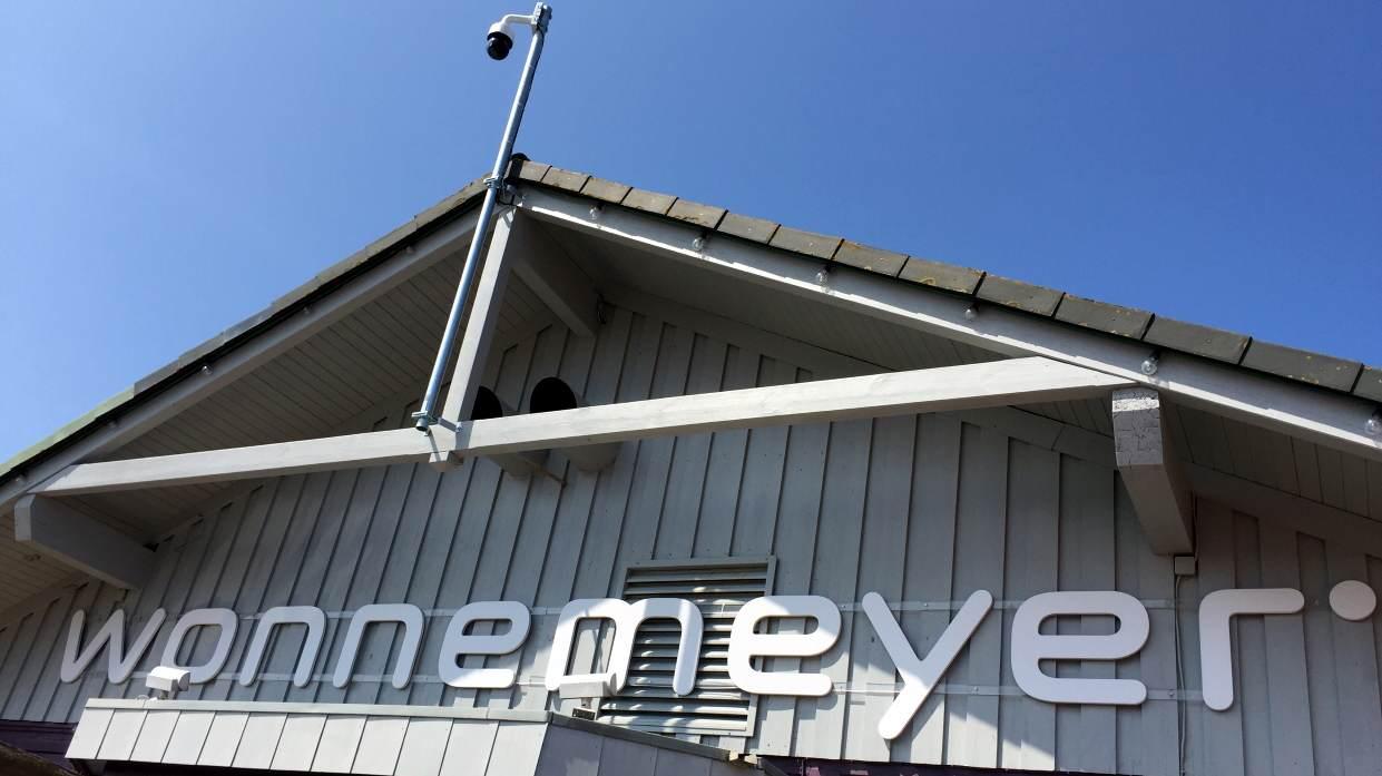 Die neue Wonnemeyer Webcam aus List/Sylt