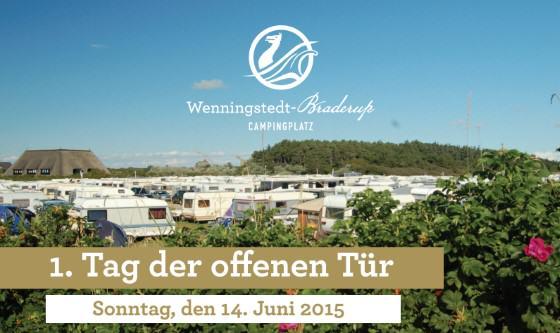 Tag der offenen Tür - Campingplatz Wenningstedt