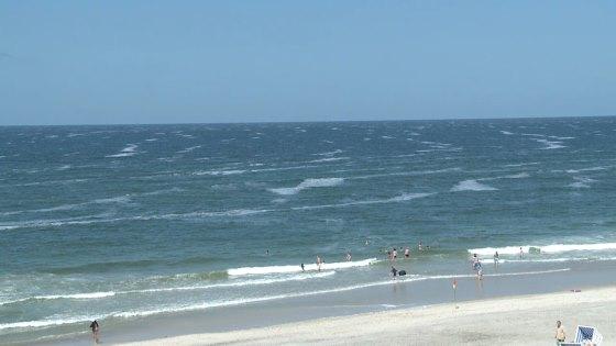 Am Strand von Westerland kam es gestern zu einem tragischen Unfall