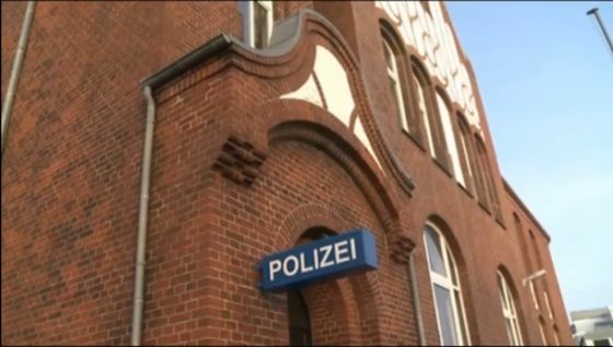 Polizei in Westerland auf Sylt