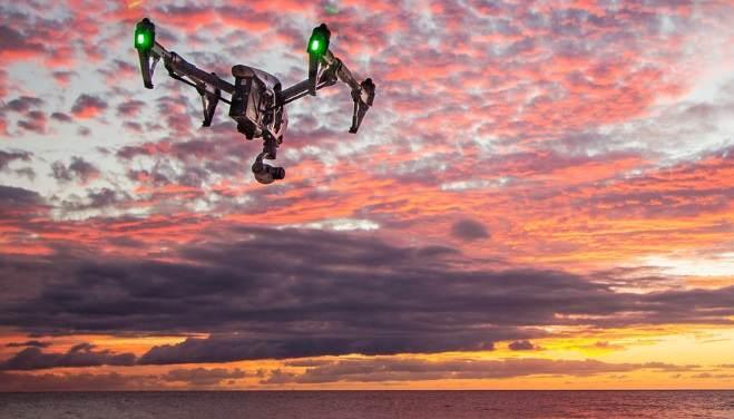 Auch auf Sylt sind Dronen verboten