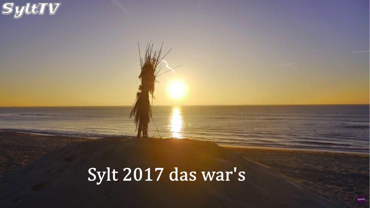 Der Sylt TV Jahresrückblick 2017