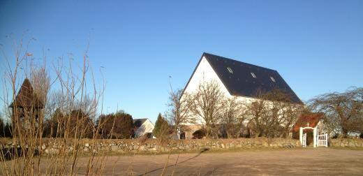 Die St. Martin Kirche zu Morsum